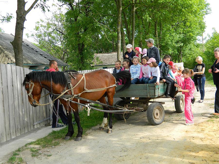 студенты отдых в деревне видео